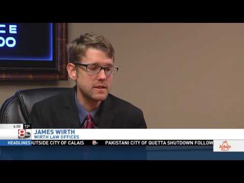 Tulsa personal injury attorney featured on KTUL-TV
