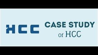 [Case Study] HCC  - Tradeniti Share Market Classes in Hindi
