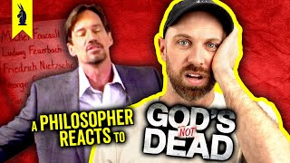 "A Philosopher Reacts to ""God's Not Dead"""