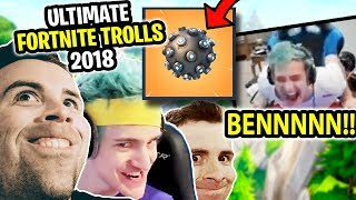 ULTIMATE Fortnite TROLLS of 2018!