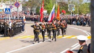 9 Мая парад Победы в Севастополе