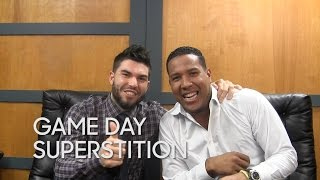 Game Day Superstition: Eric Hosmer and Salvador Perez