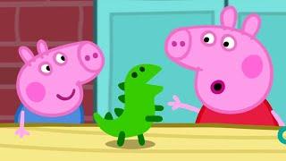 Kids Videos | Peppa Pig goes swimming | Peppa Pig Official | New Peppa Pig