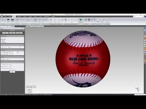 What's New in Geomagic Wrap 2021 Video (copy)