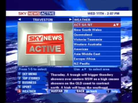 Sky News Au - Sky News Active Music Loop