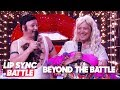 Jeff Ross & Rob Schneider Go Beyond the Battle | Lip Sync Battle