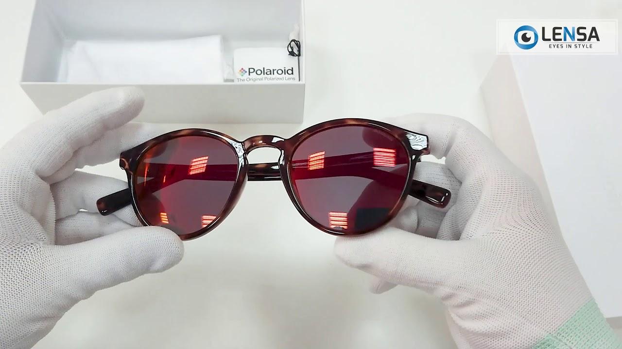 b37776ecf46 Unboxing ochelari de soare unisex Polaroid15 PLD 6013 S PPT BLONDE HAVANA –  LENSA.RO