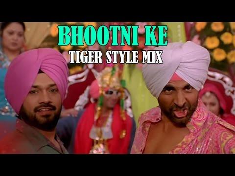 Bhootni Ke -Tiger Style Mix   Mika Singh   Singh Is Kinng   Akshay Kumar