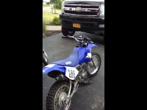 Different Dirt Bikes 50cc 90cc 110cc Honda Yamaha Youtube
