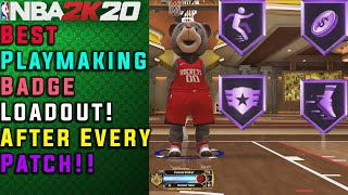 Best Playmaking Badges On NBA 2K20 | FULL IN DEPTH BREAKDOWN OF EVERY BADGE ON NBA 2K20