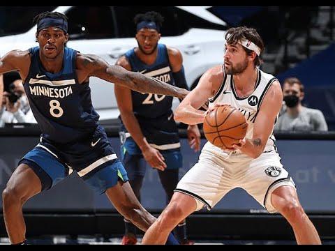 Nets vs. Timberwolves: Kevin Durant, Joe Harris, and Steve Nash ...