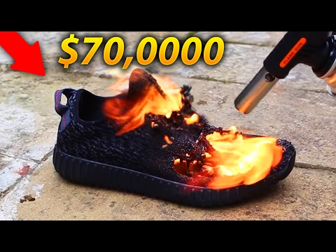 Thumbnail: Top 10 Most EXPENSIVE Things YouTubers Have Destroyed! ($70,000 iPhone, MrGear, TechRax, GizmoSlip)