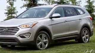 Новый Hyundai Grand Santa Fe. Hyundai превратил Santa Fe в истребителя зомби смотреть