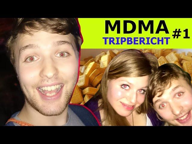 Mein erstes Mal MDMA (Ecstasy) - Erfahrungsbericht Teil 1