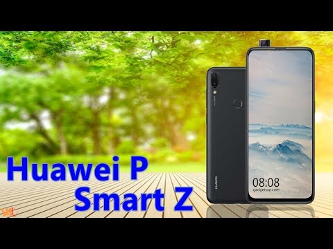 Huawei P Smart Z Launch Date, Official Video, Price, Pop Camera, Specifications, Features, Trailer