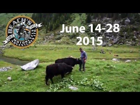 Classic Alpine Adventure June 2015 - Beach's Motorcycle Adventures