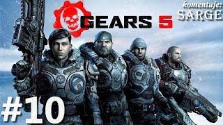 Zagrajmy w Gears 5 PL odc. 10 - Wschodnia wieża komunikacyjna