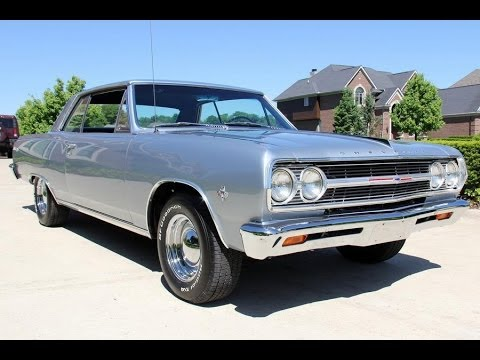 1965 Chevrolet Malibu SS For Sale