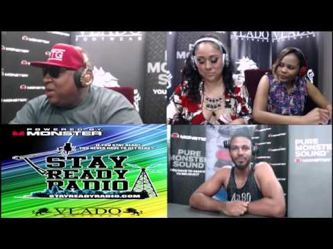 STAY READY RADIO SEPTEMBER 16 , 2015 EPISODE 35 WITH SPECIAL GUEST BRANDON TORY