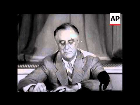 President Roosevelt Interview