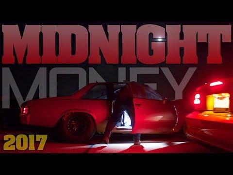 Midnight Money street cars drag racing SW Ohio 2017 - 동영상