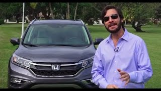 Prueba Honda CR-V 2015 (Español)