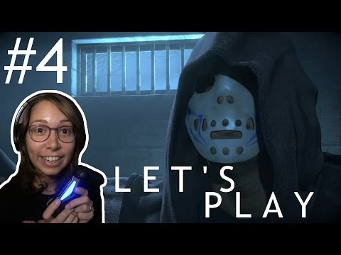 Let's Play Until Dawn | Part 04