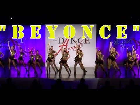 """ B E Y O N C E"" THE DANCE AWARDS 2015"
