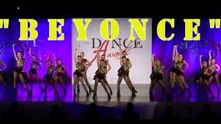 B E Y O N C E THE DANCE AWARDS 2015