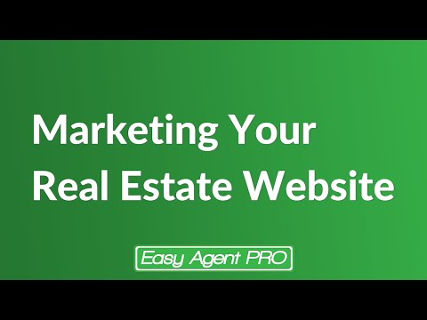 How to start marketing your real estate website