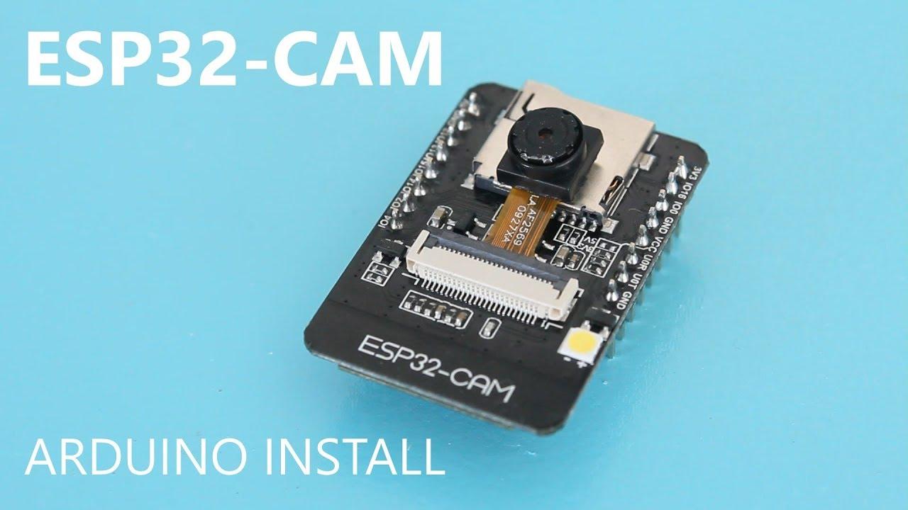 ESP32-CAM Camera for Arduino IDE