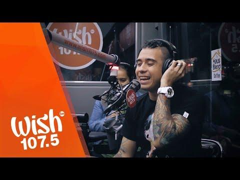 "Jason Fernandez performs ""Ligaya"" (Eraserheads) LIVE on Wish 107.5 Bus"