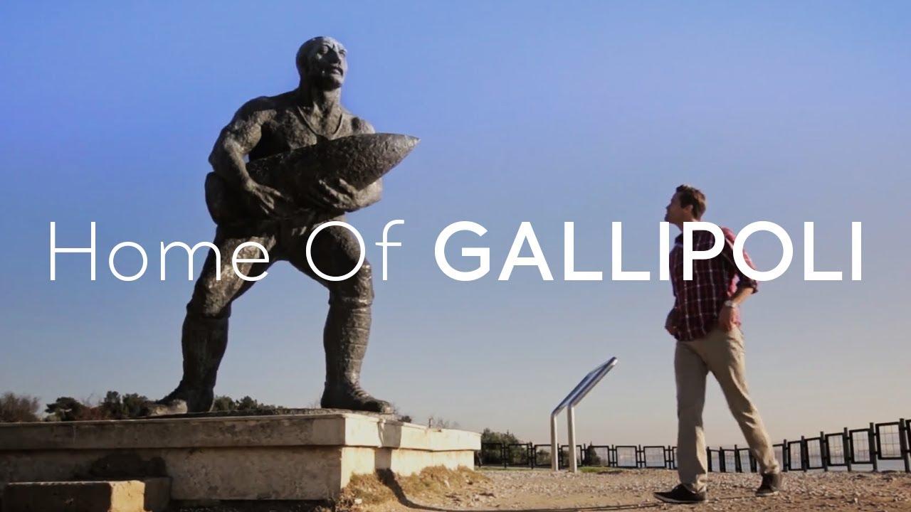Go Turkey - Turkey: Home Of GALLIPOLI