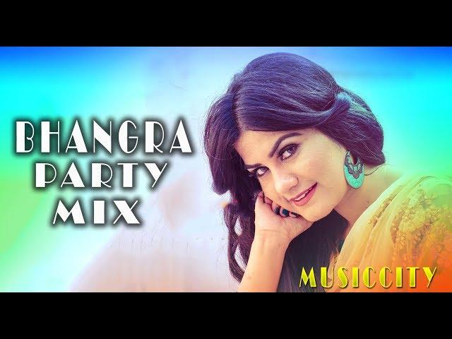 Nonstop Bhangra Party Mix 2018 - Punjabi DJ Remix songs 2018 - Latest Punjabi Mashup 2018