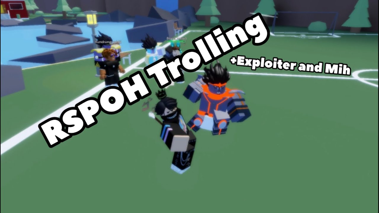 Download RSPOH Trolling + Exploiter and Getting MiH | A Bizarre Day