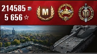 World of Tanks - Waffenträger auf E 100 #3 | 13813 Damage, Ace Tanker & Top Gun