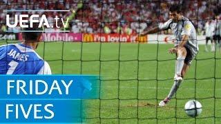 Neuer, Hart, Ricardo: 5 penalty-scoring goalkeepers