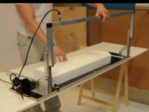 styropor schneiden youtube. Black Bedroom Furniture Sets. Home Design Ideas