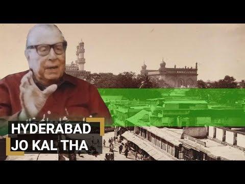 Hyderabad jo kal tha by Nawab Shah Alam Khan