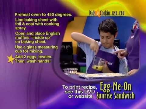 Emparedado de Huevo al Amanecer