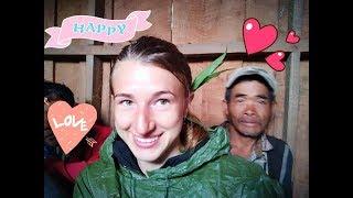Традиционная свадьба в горном племени Лаоса