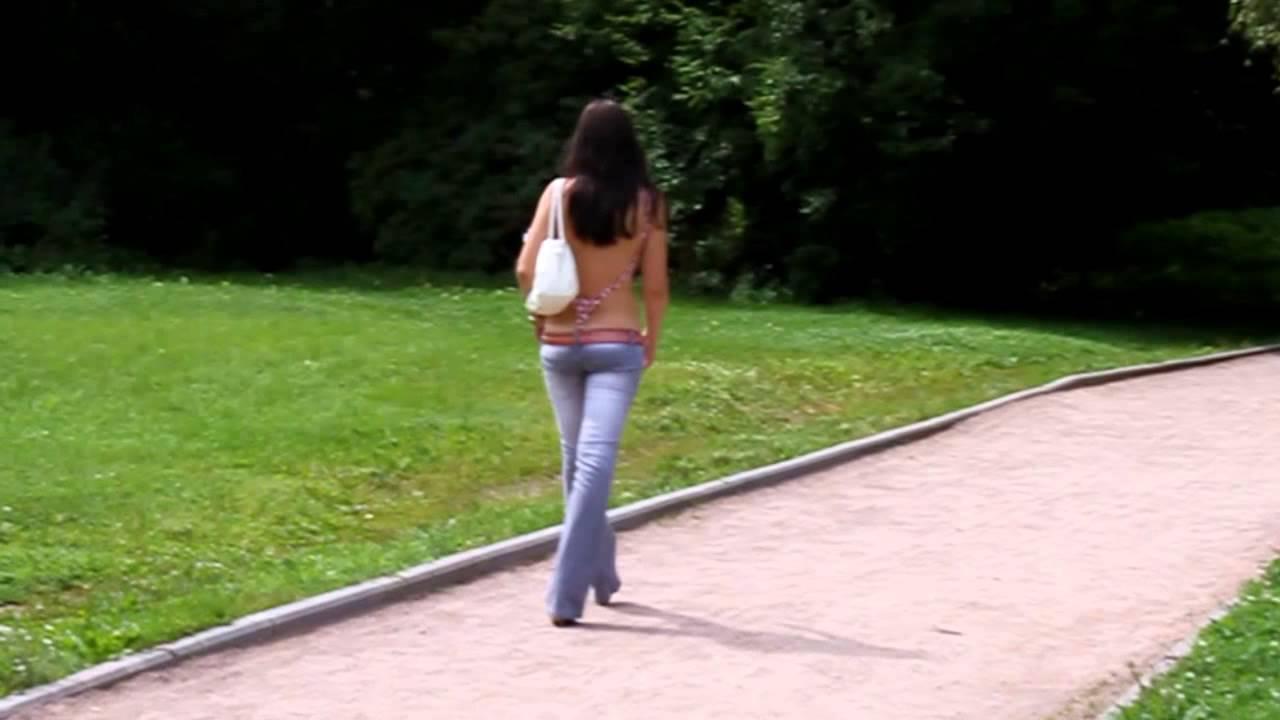 Ultra low rise jeans public