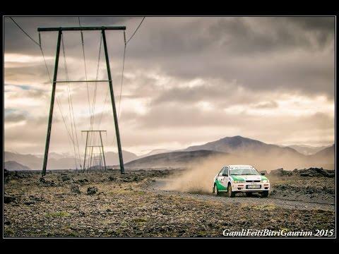 Icelandic Rally Championship - Round 3, Rally Reykjavik