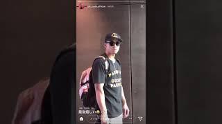 佐藤大樹ストーリーより GENERATIONS 数原龍友 FANTASTICS EXILE 佐藤大樹.
