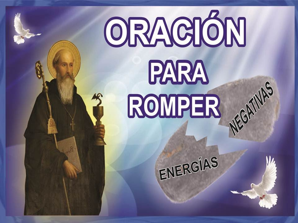 Oraci n para cortar malas energ as con la intercesi n de for Limpieza de malas energias