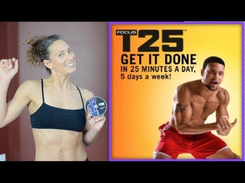 Focus T25 Challenge   BETA Core Dynamic