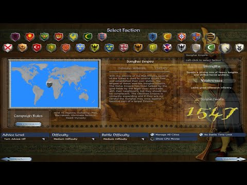 The Total War Mod No One Talks About! Medieval 2 Total War: Eras Total Conquest
