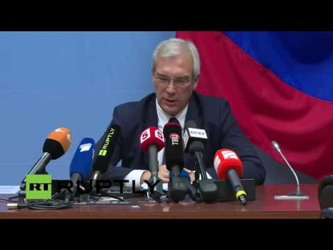 Russian Ambassador to NATO: There is no Russian military activity in Ukraine. 13 July 2016.