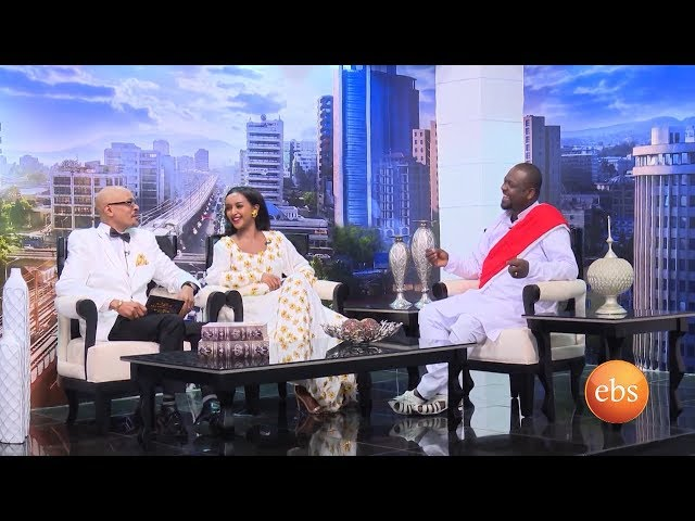 EBS Special New Year Show with Asfaw & Fryat : Interview With Netsanet Workneh