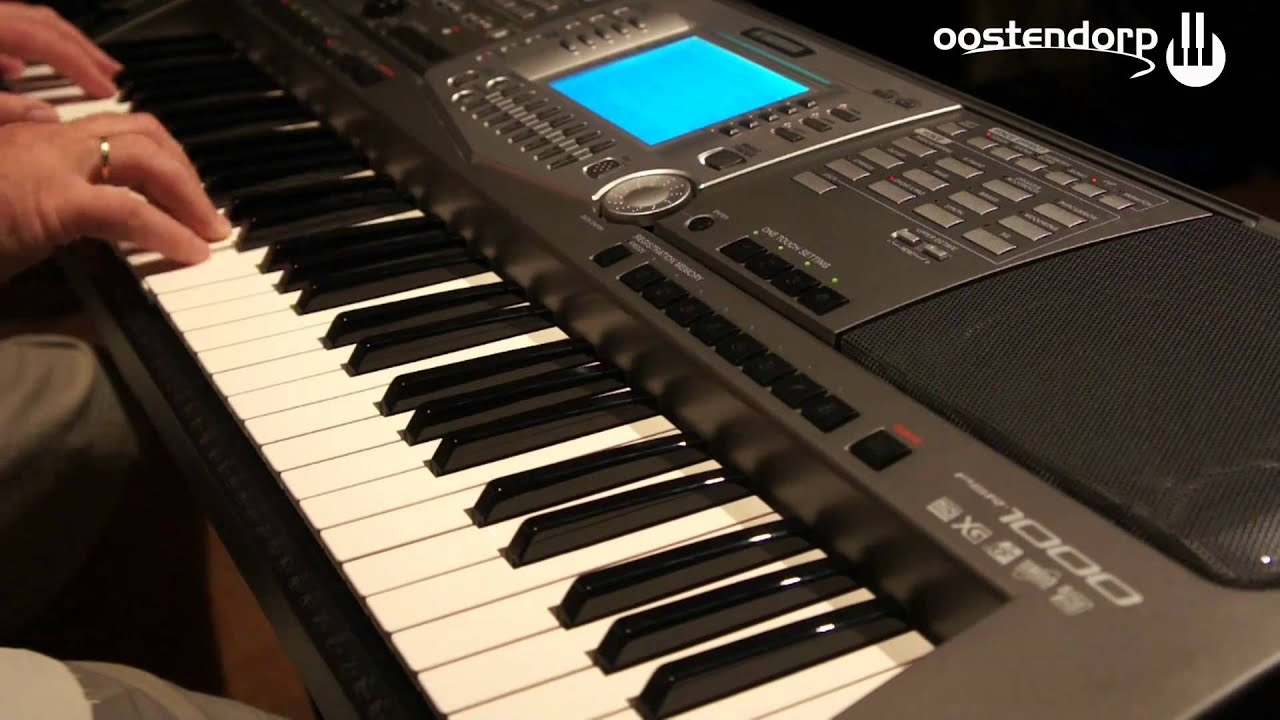 Yamaha psr 1000 keyboard bij muziekcentrum oostendorp for Yamaha a3000 keyboard